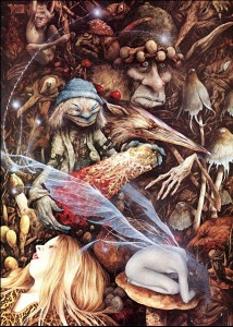 fairy brian froud